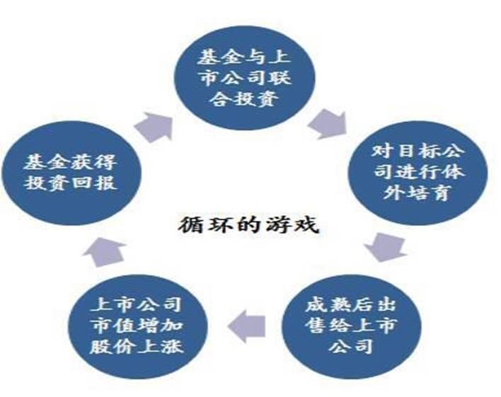 行業并購基金運作模式