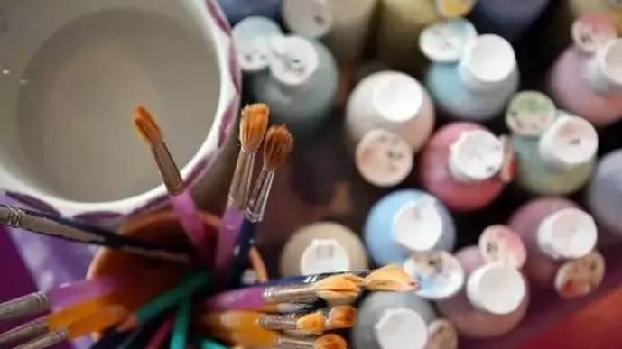 彩绘存钱罐diy,描绘生活无限美好!