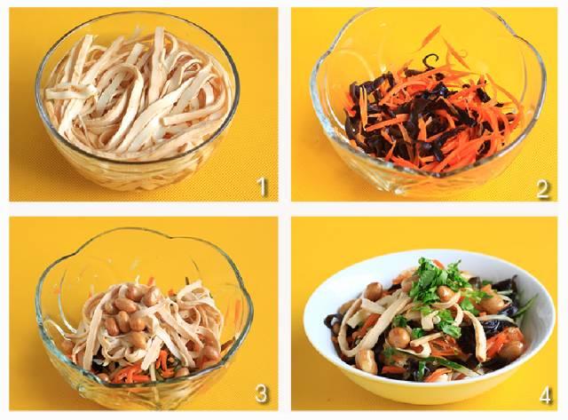 9道凉拌菜,夏天做给孩子吃,超级开胃