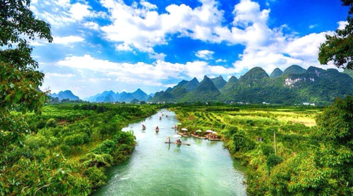 广西7大最美的地方,有你去过的吗图片