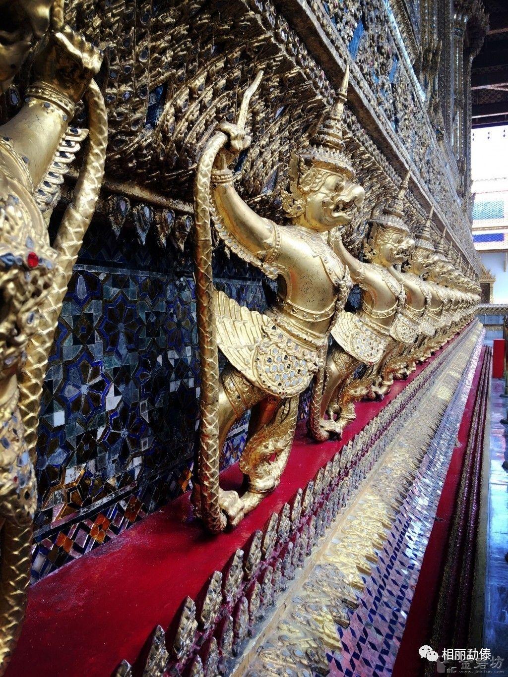 【风情傣乡】泰国皇宫图片