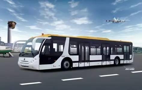 西安多条公交和机场大巴线路