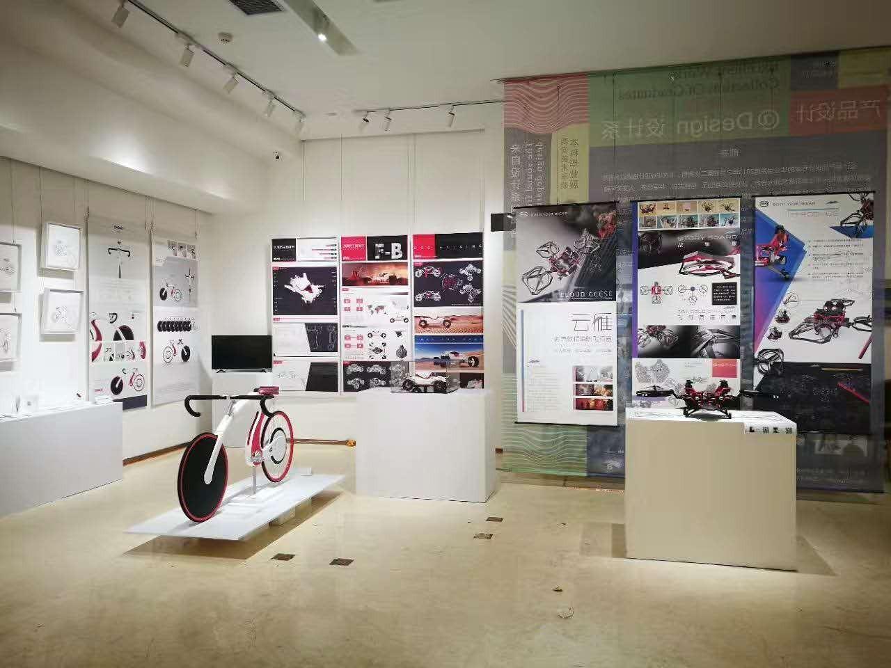 产品设计|2017西安美术学院本科毕业作品展图片