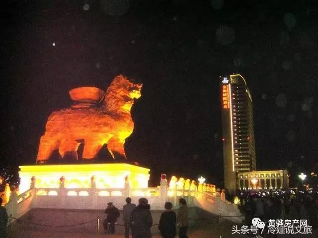 沧州铁狮子vs黄河大铁牛,看看它们的足迹