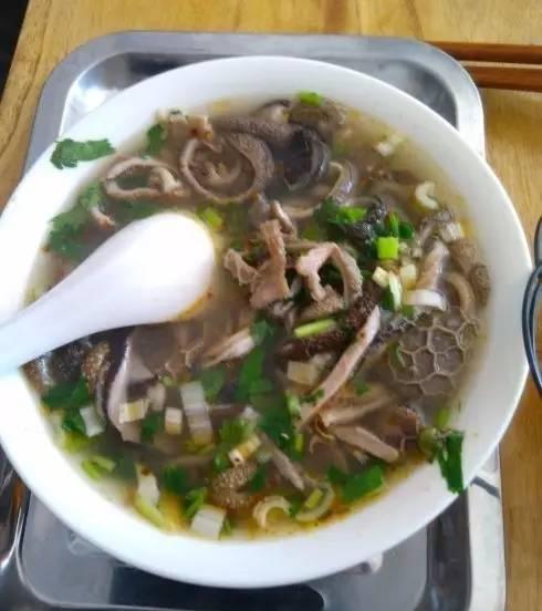 山东最著名十大羊汤,快看临清羊汤排第几