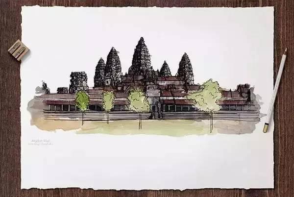 吴哥窟 (柬埔寨)