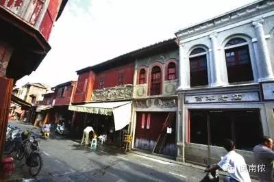 漳州的九街十三巷都在哪?