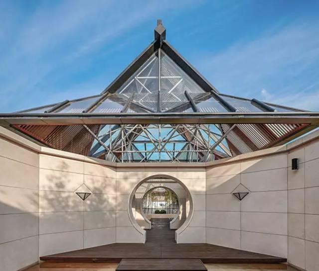 中国风网站,最傲娇的建筑艺术!【得心v网站591平面设计师平时逛哪些园林图片
