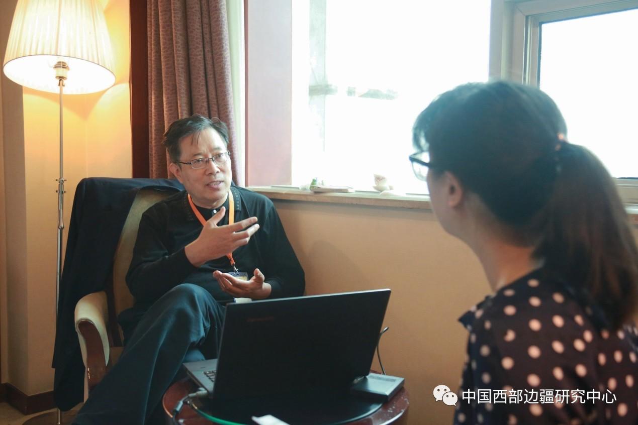 朱晓明:边疆研究应发挥接近性与超越性优势