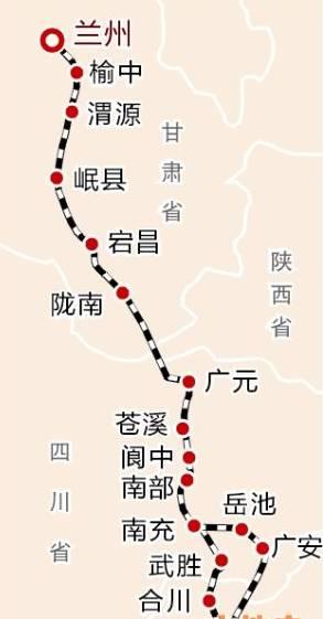重庆高铁规划逆天了 今后6小时 飙 到北上广图片