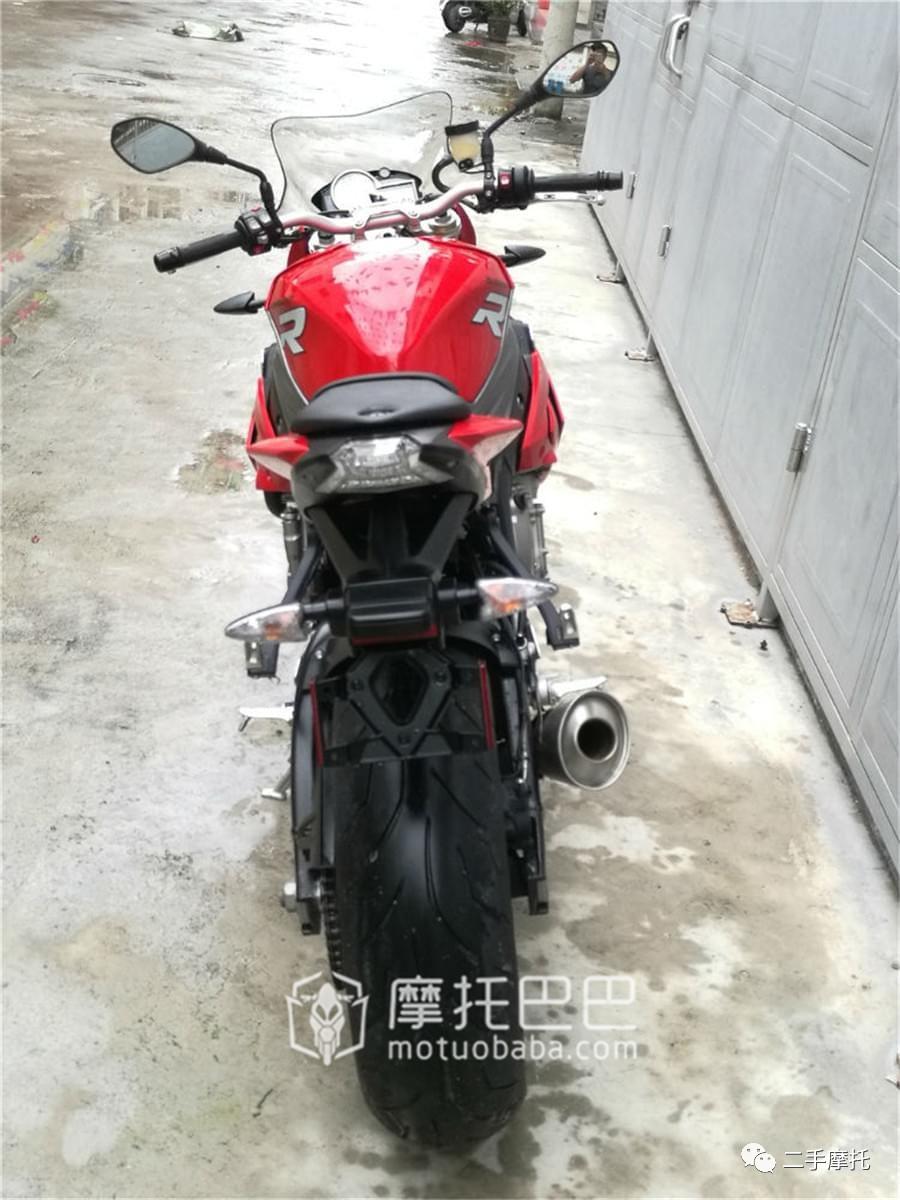 二手摩托 宝马 s 1000 r 四缸水冷街车-摩托巴巴