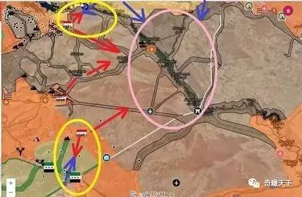 饮 以色列战机入境沙特,叙利亚战争进入白热化