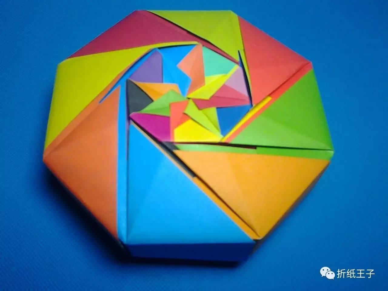 折纸王子教你折纸盒子大全