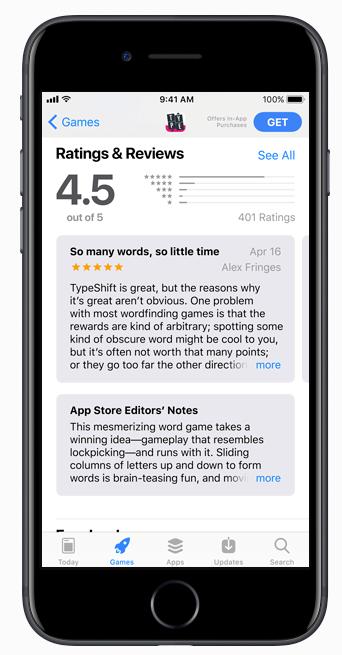 龙榜ASO优化师致开发者的一封信:新版App Store中ASO将更重要 第9张
