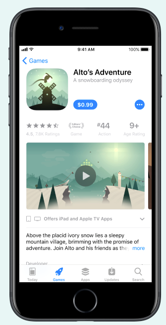 龙榜ASO优化师致开发者的一封信:新版App Store中ASO将更重要 第6张