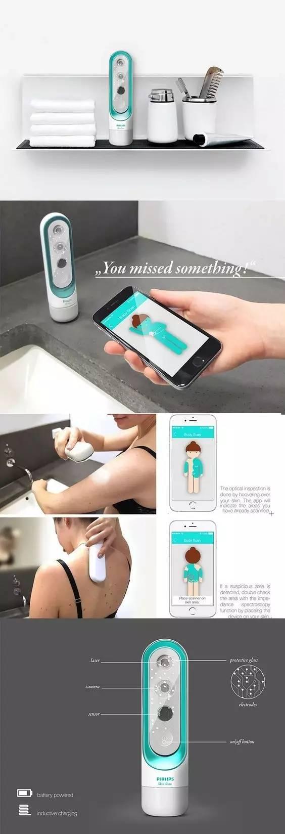 消费类电子产品展板设计!