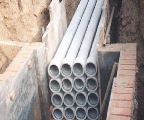 电缆排管敷设