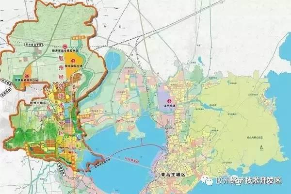 【聚焦】开发区,物流园,大沽河…胶州市委书记说,未来