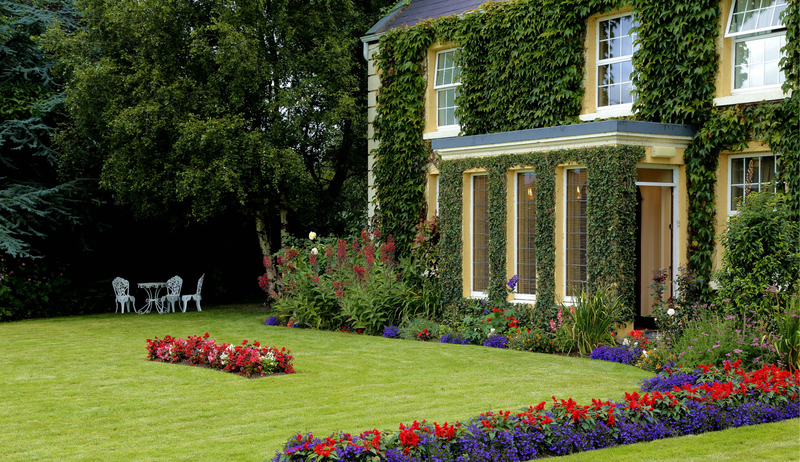花墙 景观 墙 植物 1600_925