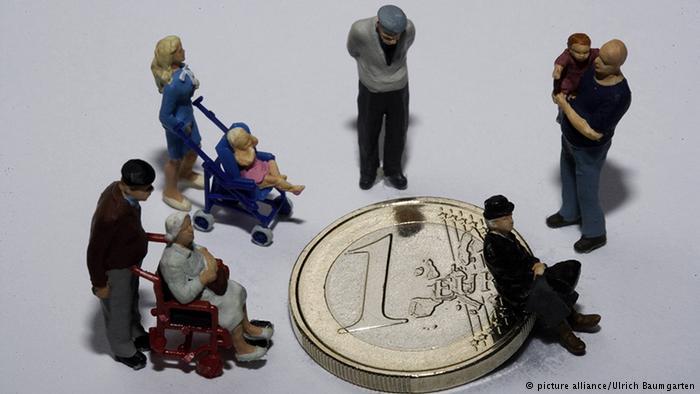 研究报告:保险制度不改 德将老无所依
