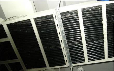 电缆层敷设