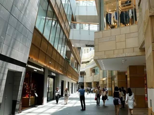 【商业设计】关于商业中庭设计,这篇文章终于说透了!