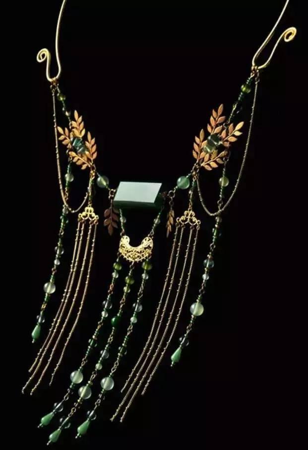 中国古代女子首饰赏析