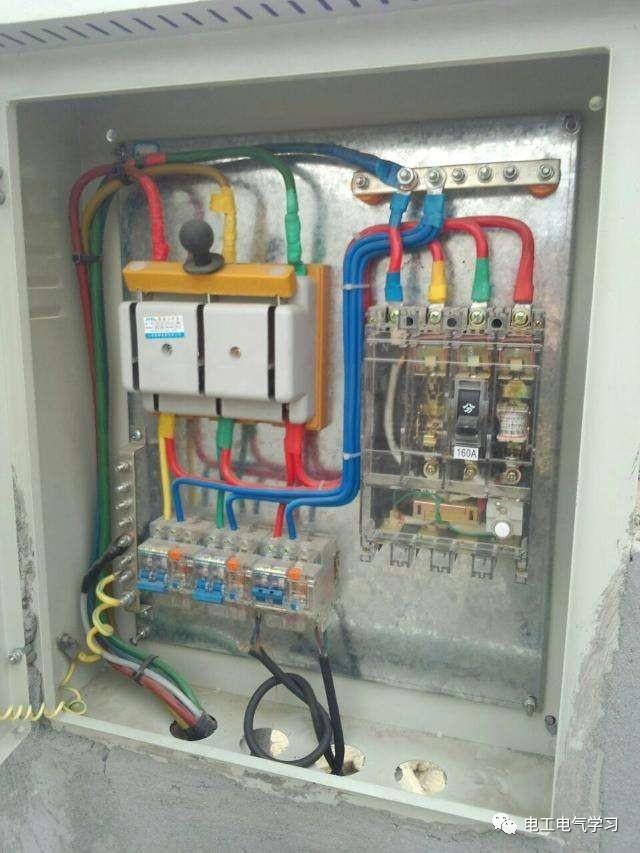 一级配电箱二级配电箱三级配电箱用途及作用