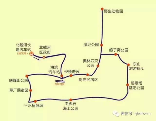 最新消息,秦皇岛公交贴吧里爆出了一组北戴河观光旅游巴士的实景照片