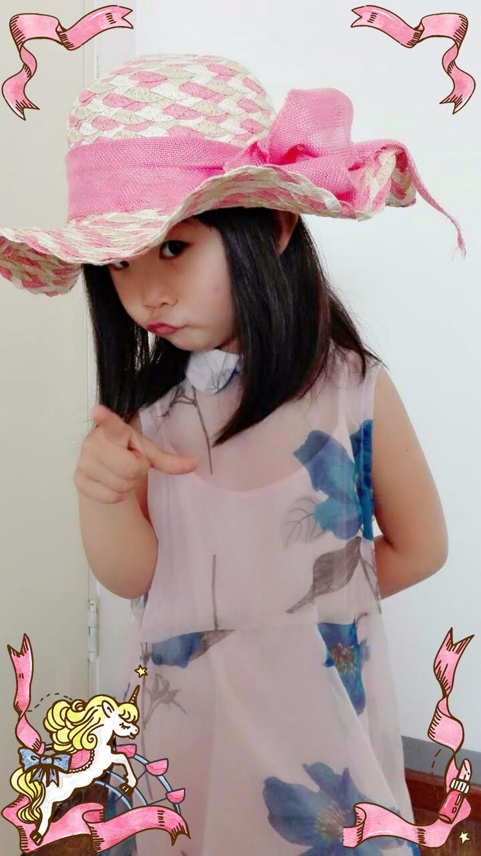 米妮宝宝帽子钩针图解