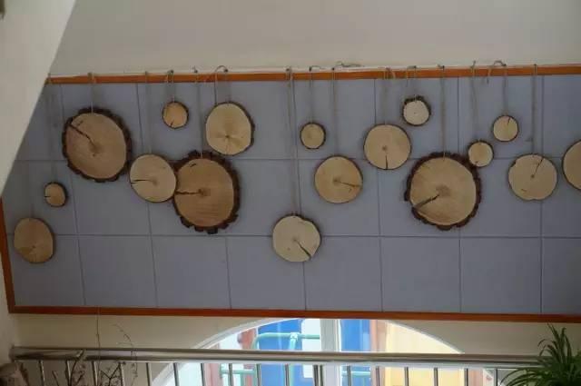 幼儿园环创主题墙及楼道这样布置最好看!