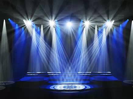 新手福利 | 舞台灯光的设计规则