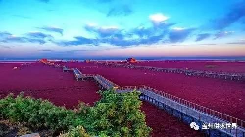 景点有蛤蜊岗风景区,辽河三角洲湿地等;长海县旅游景点有大长山岛景区