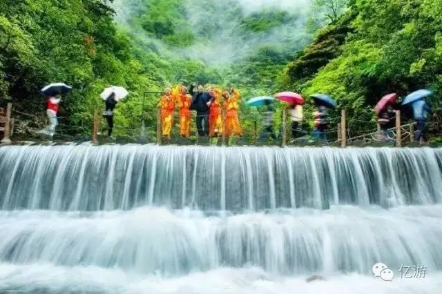 【亿游】太湖源,神龙川,东天目,西径山,2早5正,门票全包,纯玩0购物