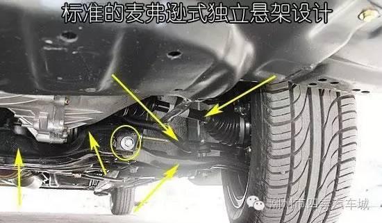 其主要结构由螺旋弹簧加上减震器组成,可以用减震器的行程长短及松紧