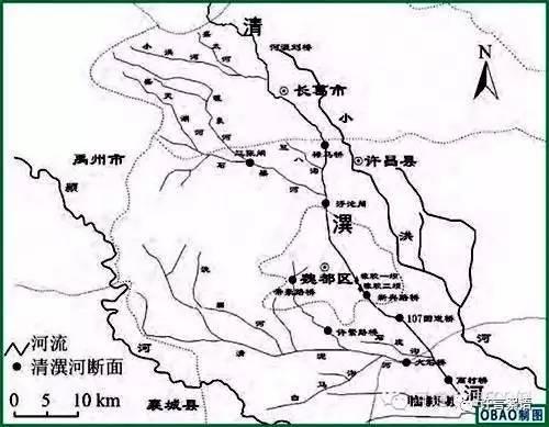 从信阳息县出发,向东经淮河进入淮滨县,固始县,沿淮河经京杭大运河