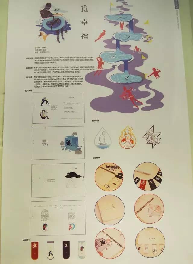 2017年江南大学工设与视传毕业设计作品展