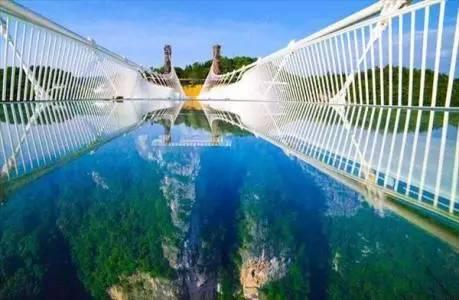 【说走就走】张家界大峡谷 玻璃桥 黄龙洞 苗寨 凤凰古城双飞5日游图片