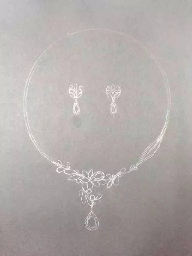 【8.6-17,长春】珠宝首饰设计手绘课程开始报名啦