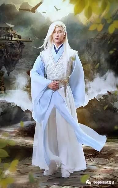 《轩辕剑之汉之云》于朦胧剑眉星目演绎古装美男