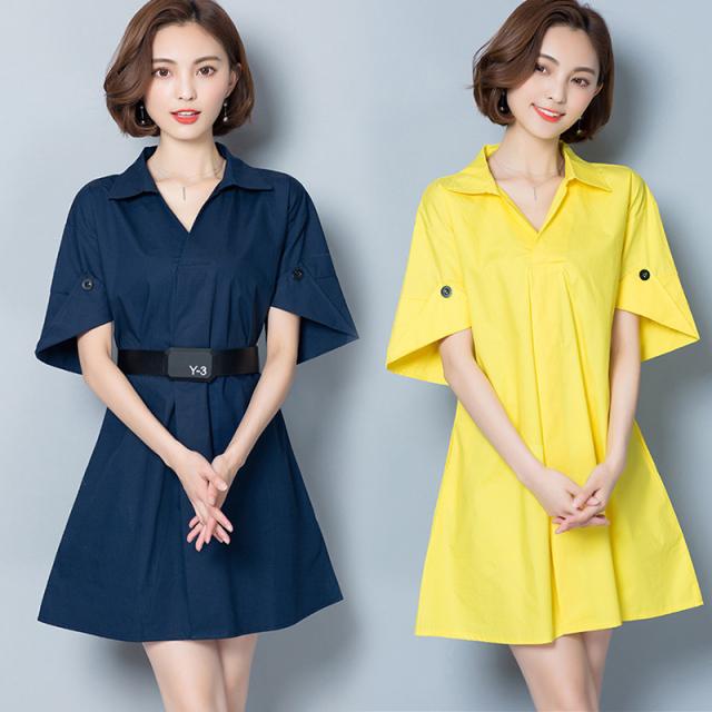 传统样式的中国风连衣裙,古典的花纹和薄纱气质非凡 polo领衬衫裙端庄