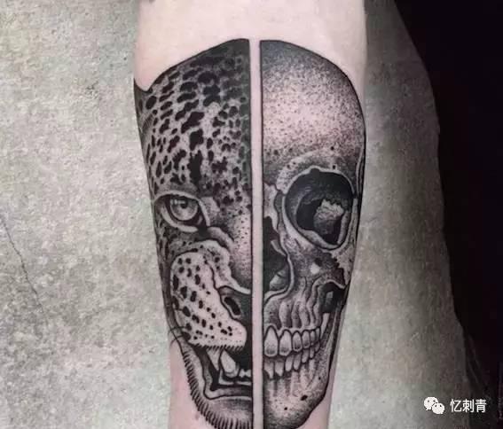 纹身时两个图案难以抉择,怎么办?