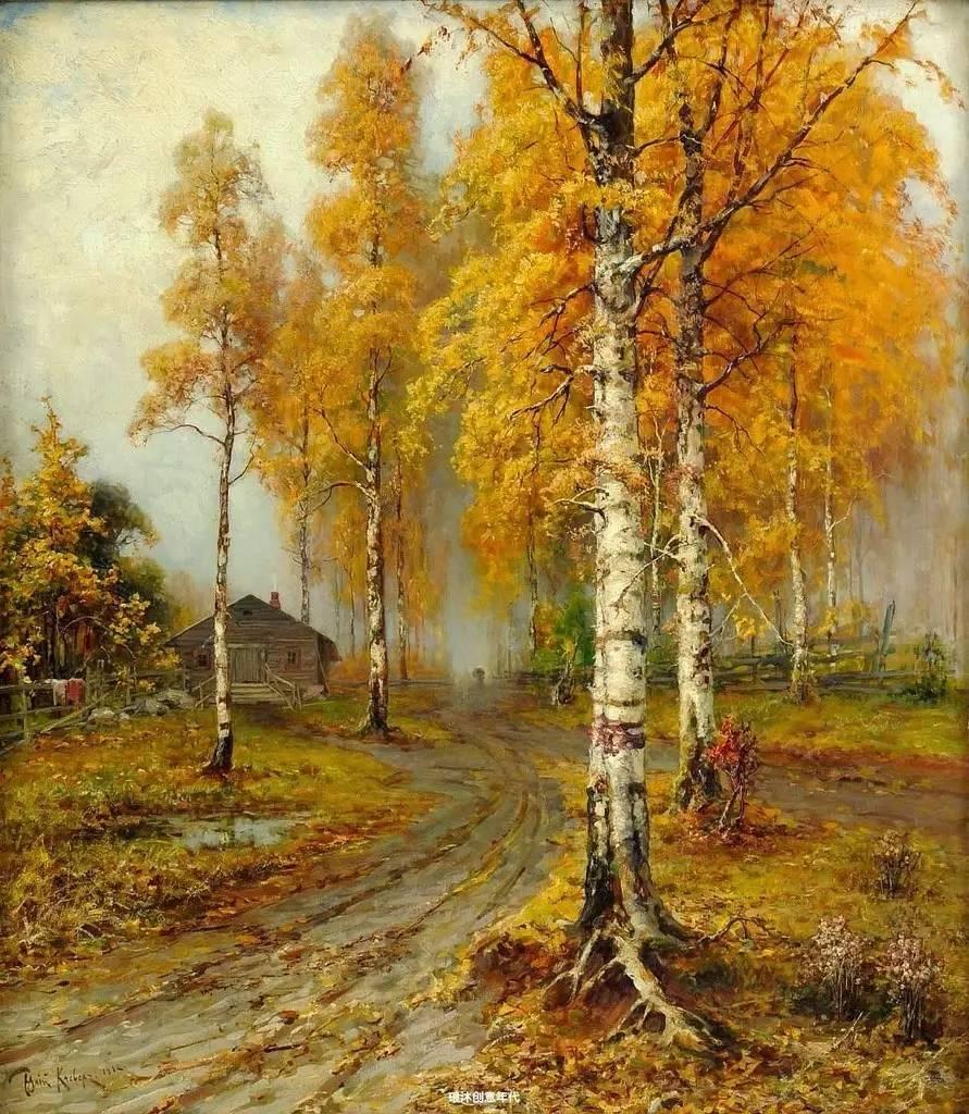 原標題:跪拜吧,19世紀風景畫  俄羅斯畫家Julius Sergius von Klever(1850-1924)在年幼時就表現出藝術天賦。Julius的父親是一位在獸醫學院教授藥理學的化學家,在父親的支持下他開始學習建筑,之后又學習風景畫。1871年,Julius的繪畫作品被Pavel Stroganov伯爵收購。1874年,Julius舉辦了第一次個人畫展,盡管他沒有畢業,他還是被學院命名為藝術家。  1915年,戰爭迫使Julius回家。革命后,他開始接受藝術家協會的支持。余生都在藝術學院執教。他
