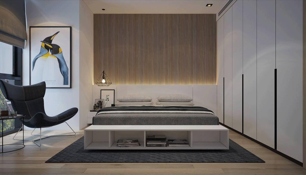 如何设计出高逼格的卧室床头背景?