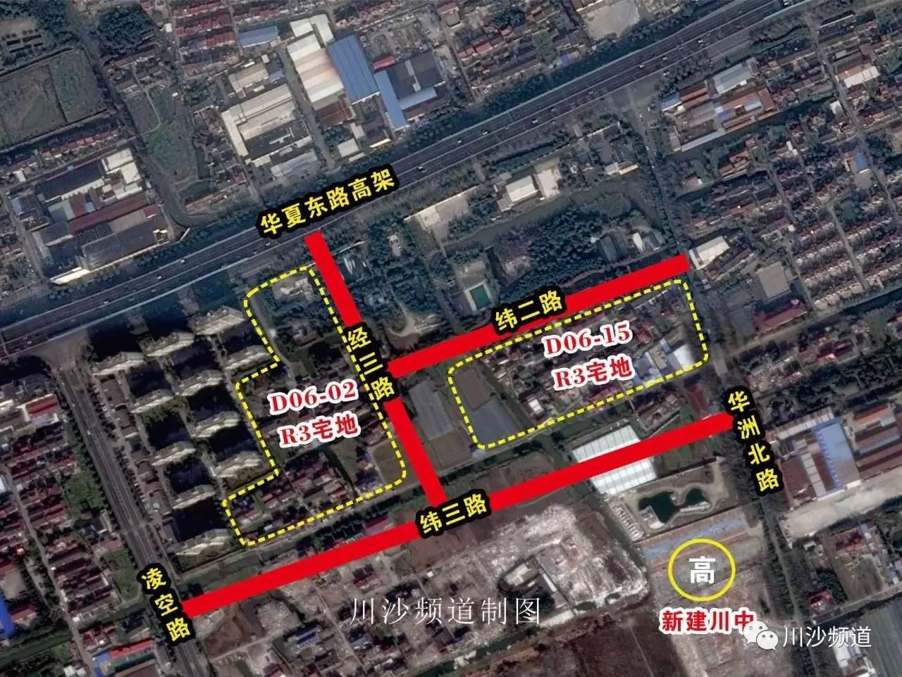 合庆镇南社区规划图