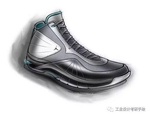 鞋子手绘草图欣赏_搜狐动漫_搜狐网