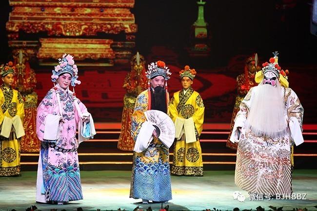 卫队》、《村官李天成》、《李保国》选段,艺术家的演绎将河北梆子图片
