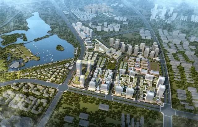 合肥清华启迪科技城