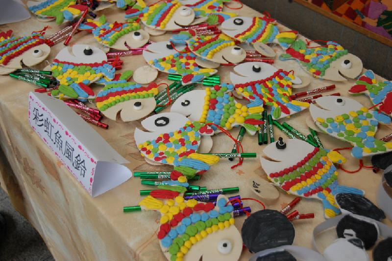 100个幼儿园创意手工作品!值得收藏!图片