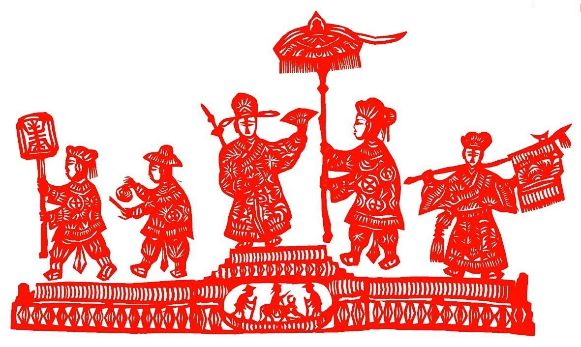 髹漆贴金 ▲潮州木雕虾蟹篓雕刻工艺流程